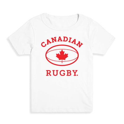 Canadian Rugby Kid's Tee