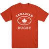 Canadian Rugby (White) Men's Tee
