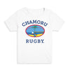 Chamoru Rugby (Full Color) Kid's Tee