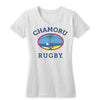 Chamoru Rugby (Full Color) Women's V