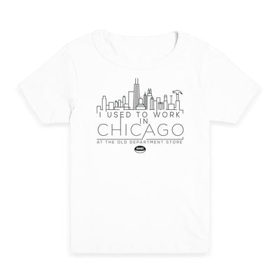 I Used to Work in Chicago Kid's Tee