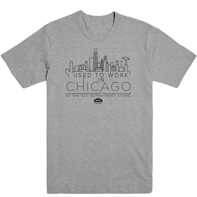 I Used to Work in Chicago Tee