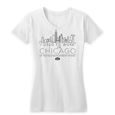 I Used to Work in Chicago Women's Tee