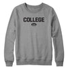 College Rugby Crewneck