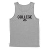 College Rugby Tank Top