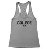 College Rugby Women's Racerback Tank