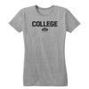 College Rugby Women's Tee