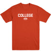 College Rugby Men's Tee