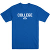College Rugby (White) Men's Tee