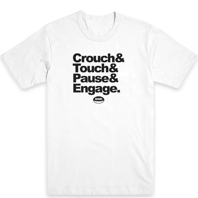 Crouch Touch Pause Men's Tee