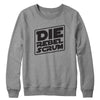 Die Rebel Scrum Crewneck