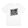 Die Rebel Scrum Kid's Tee