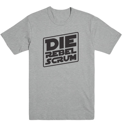 Die Rebel Scrum Men's Tee