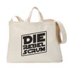 Die Rebel Scrum Tote Bag