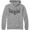 Here for The Rugby Hoodie