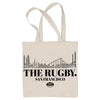 Here for The Rugby Tote Bag