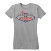 I'm Here For The Rugby Sign Women's Tee