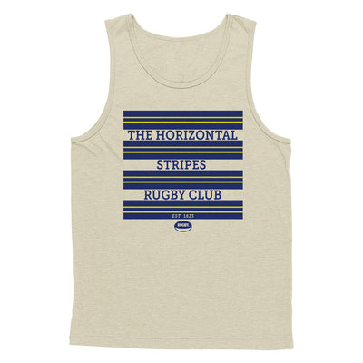 Horizontal Stripes Tank Top