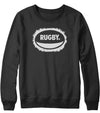 Logo Wood Block Crewneck Sweatshirt