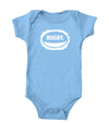 Logo Wood Block Onesie