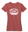 Logo Wood Block Women's Tee