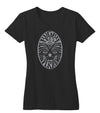 NZ Gameface Women's V-Neck Tee