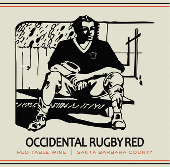 Occidental Rugby Red (by Babcock Winery)