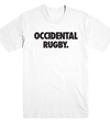 Occidental Rugby Period Tee