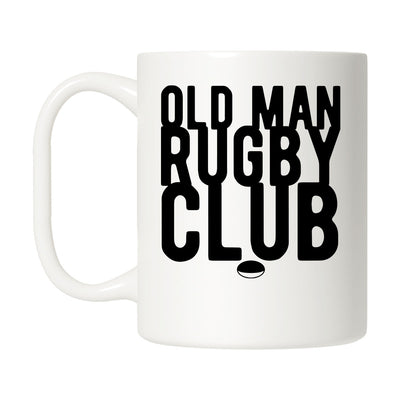 Old Man Rugby Club Mug
