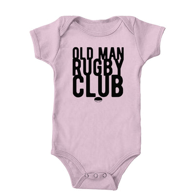 Old Man Rugby Club Onesie