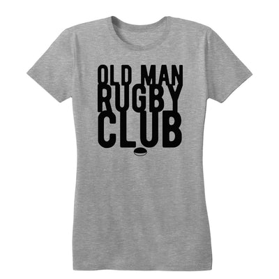 Old Man Rugby Club Women's Tee