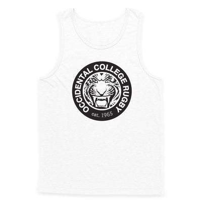 Oxy Rugby Tiger Circle Tank Top
