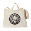 Oxy Rugby Tiger Circle Tote Bag