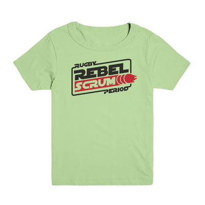 Rebel Scrum Kid's Tee