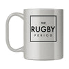 The Rugby Period Square Mug