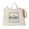 The Rugby Period Square Tote Bag