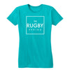 The Rugby Period Square Women's Tee
