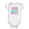 Ruck Maul Tackle Cancer (Color) Onesie