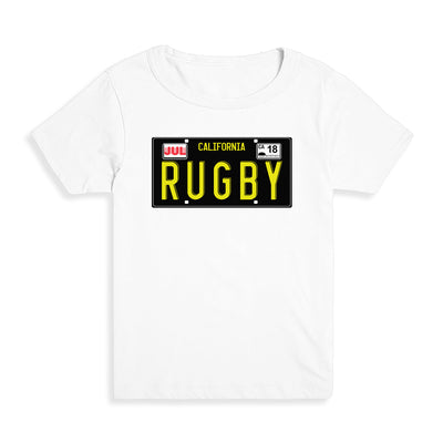 California Plate Kid's Tee