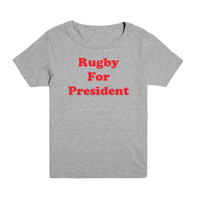 Rugby For President Kid's Tee