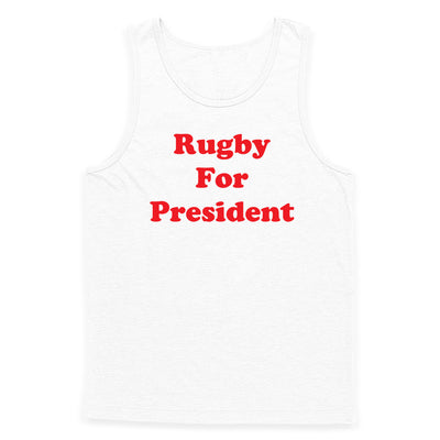 Rugby For President Tank Top