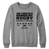 Rugby Invaders Crewneck