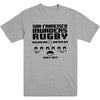 Rugby Invaders Men's Tee