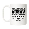 Rugby Invaders Mug