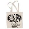 Rugby Moon Tote Bag