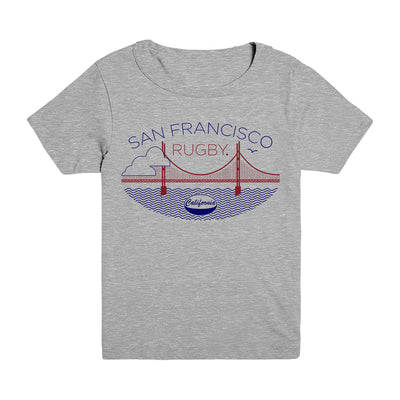 San Francisco Rugby Kid's Tee