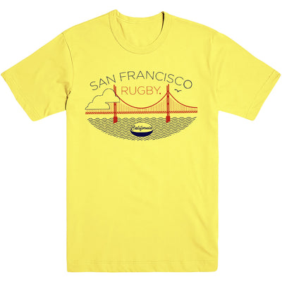 San Francisco Rugby Men's Tee