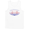 San Francisco Rugby Tank Top