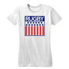 Rugby Stars and Stripes Women's Tee