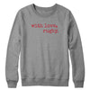 With Love Rugby Crewneck
